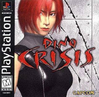 Screenshot Thumbnail / Media File 1 for Dino Crisis [U]